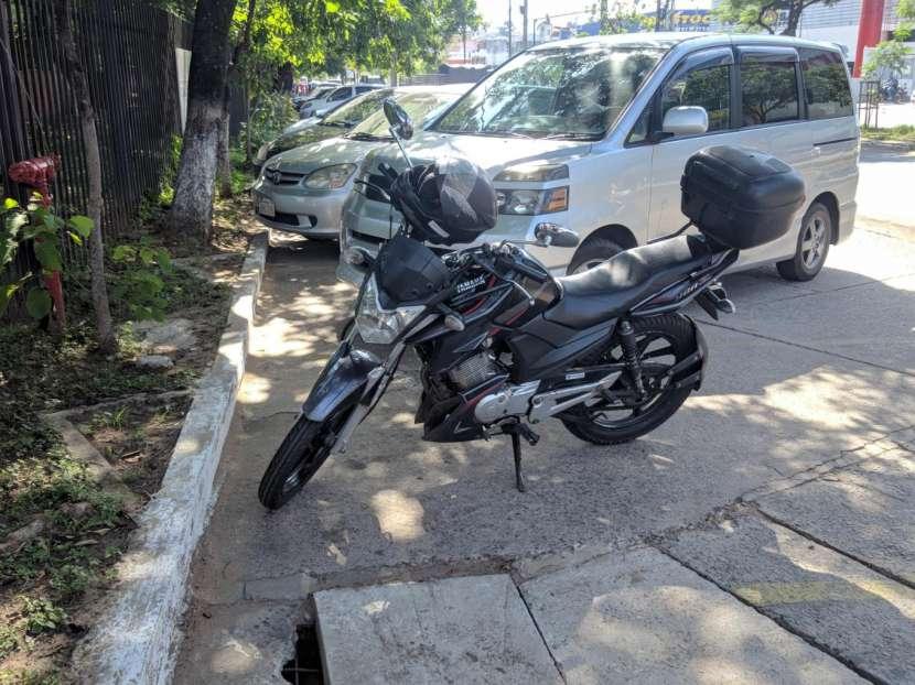 Moto Yamaha Ybr 125 z - 2
