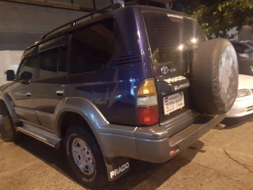Toyota Prado 1997 - 2