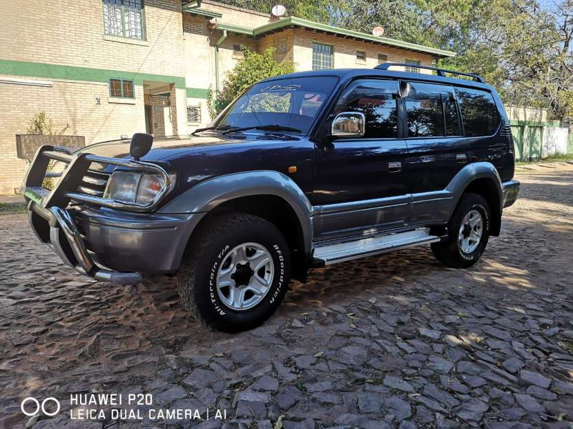 Toyota Prado 1997 - 3