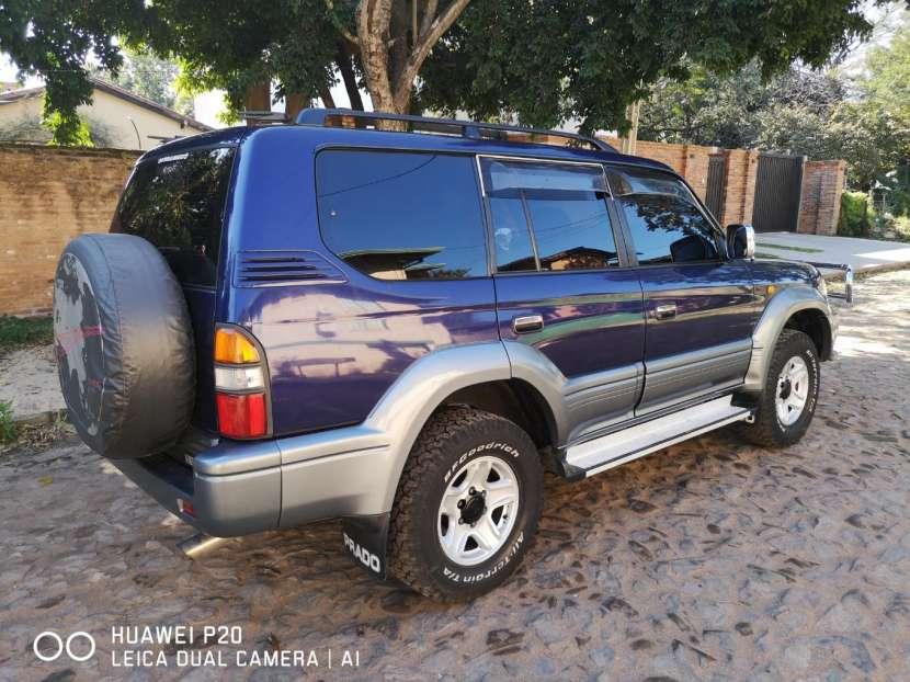 Toyota Prado 1997 - 8