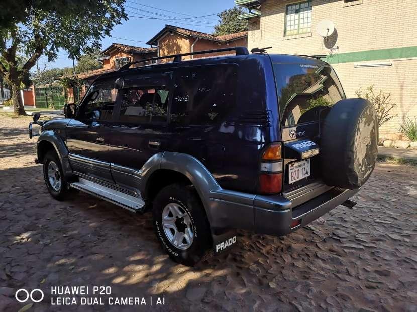 Toyota Prado 1997 - 9