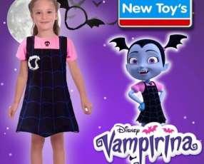 Disfraz Vampirina de New Toys - Talles de 3 a 8 años!