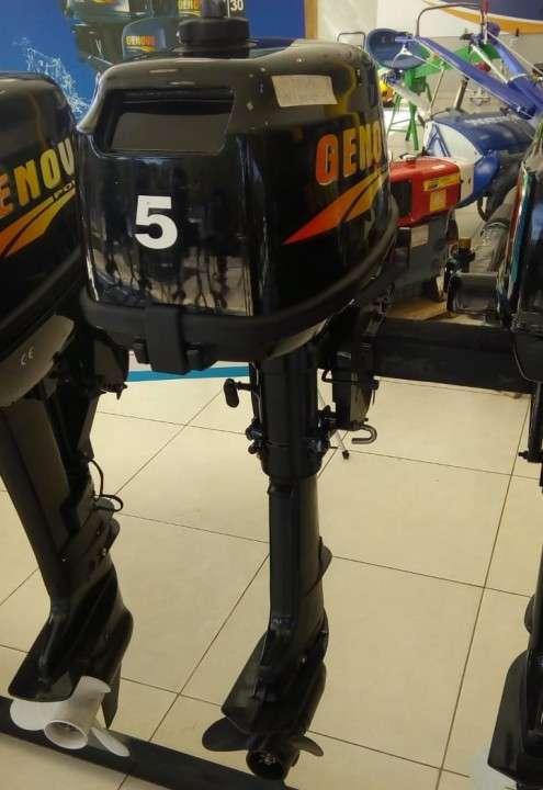 Motor para lancha Genovo 5 HP - 1