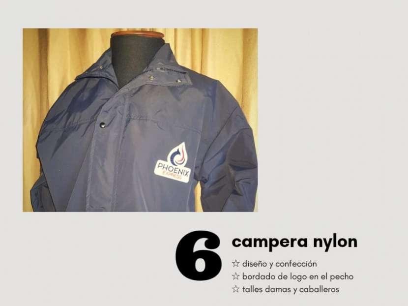 Camperas con bordados para empresas - 1