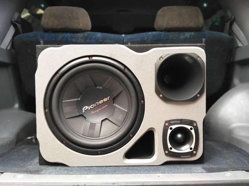 Caja de sonido - 0