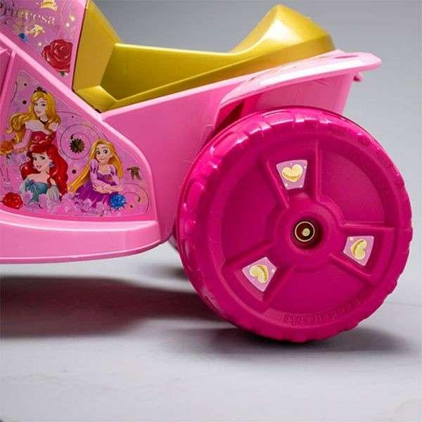 Moto Princesas Disney a Bateria de Bandeirante! - 3