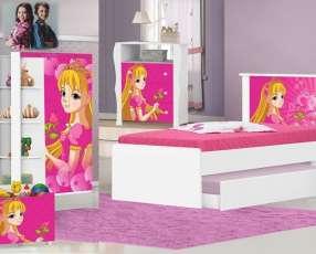 Combo dormitorio para las princesas de la casa