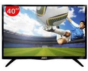 TV LED Jam de 43 pulgadas HD ultra slim
