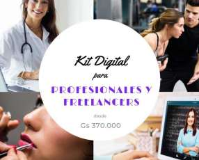 Kit Digital Web para Profesionales Independientes