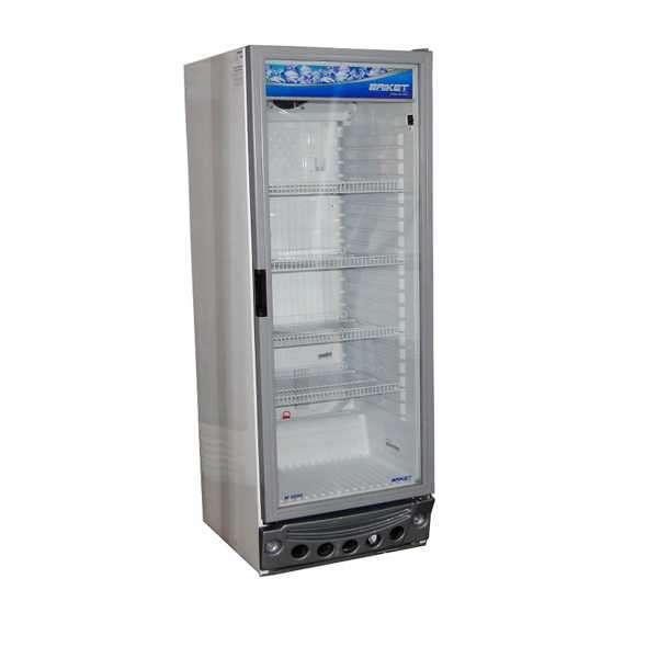 Exhibidoras Briket m3200 led 320 litros - 0