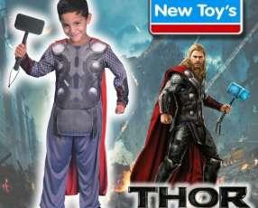 Disfraz Thor Avengers de New Toys - Talles de 3 a 8 años!