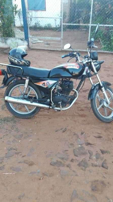 Moto Kenton GL 150 - 0