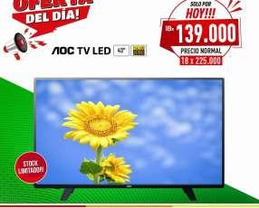 TV FHD AOC 43 pulgadas
