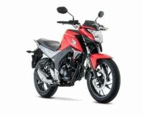 Moto Honda CB 160 F
