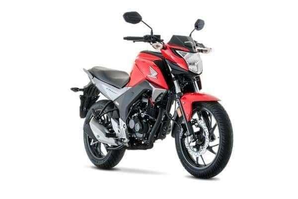 Moto Honda CB 160 F - 0