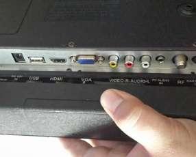 TV LED de 24 pulgadas