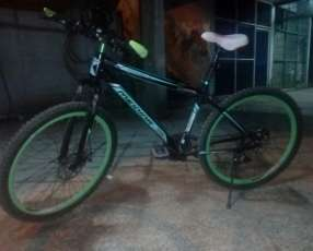 Bicicleta meidida