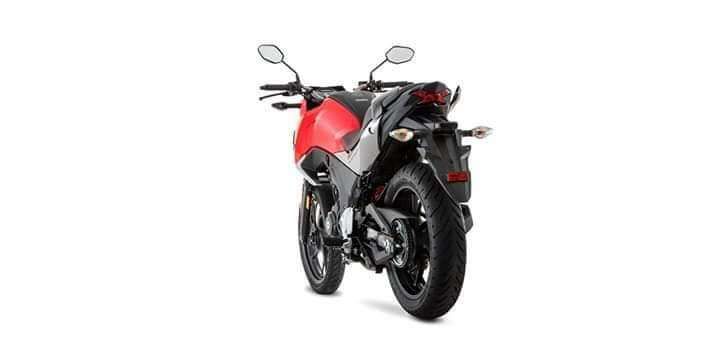Moto Honda CB 160 F - 1