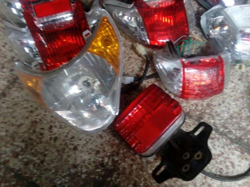 Luces de moto delanteras y traseras - 2