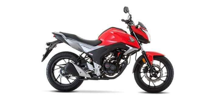 Moto Honda CB 160 F - 2