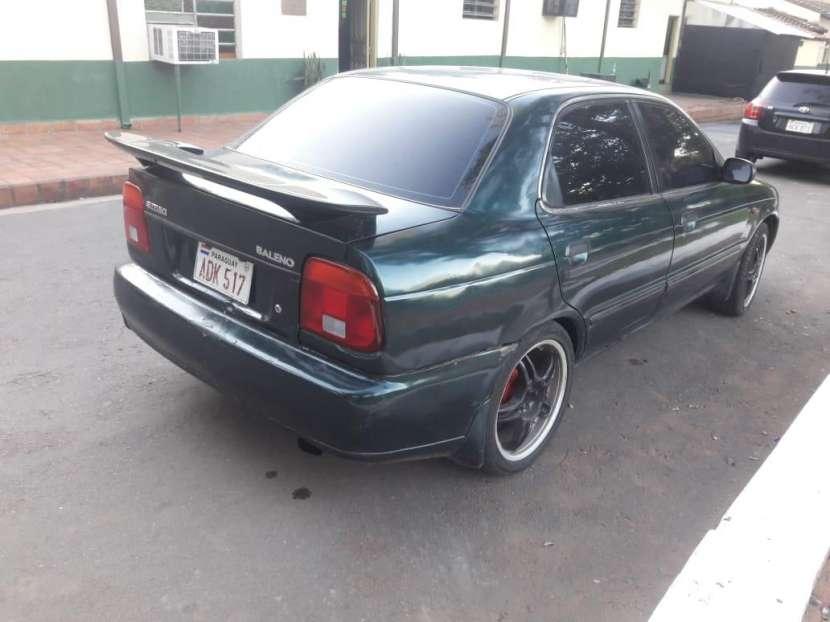 Suzuki Baleno 1999 - 5