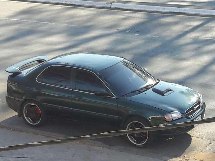 Suzuki Baleno 1999 - 8