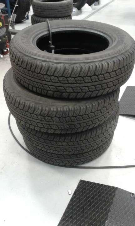 Cubiertas Dunlop AT20 - 0