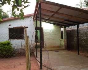 Casa en Itauguá ruta 2 km 26 titulada