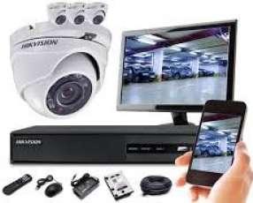 Instalación mantenimiento y reparación de cámaras de seguridad