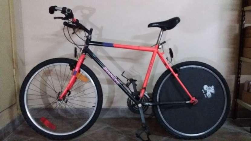 Bicicleta Bianchi antigua - 0