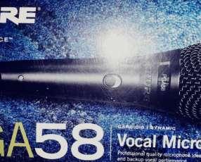 Micrófono PGA58 Shure