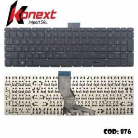 Teclado HP 15-BS ING HP 15-BS015DX, 250 G6, 255 G6, 256 G6
