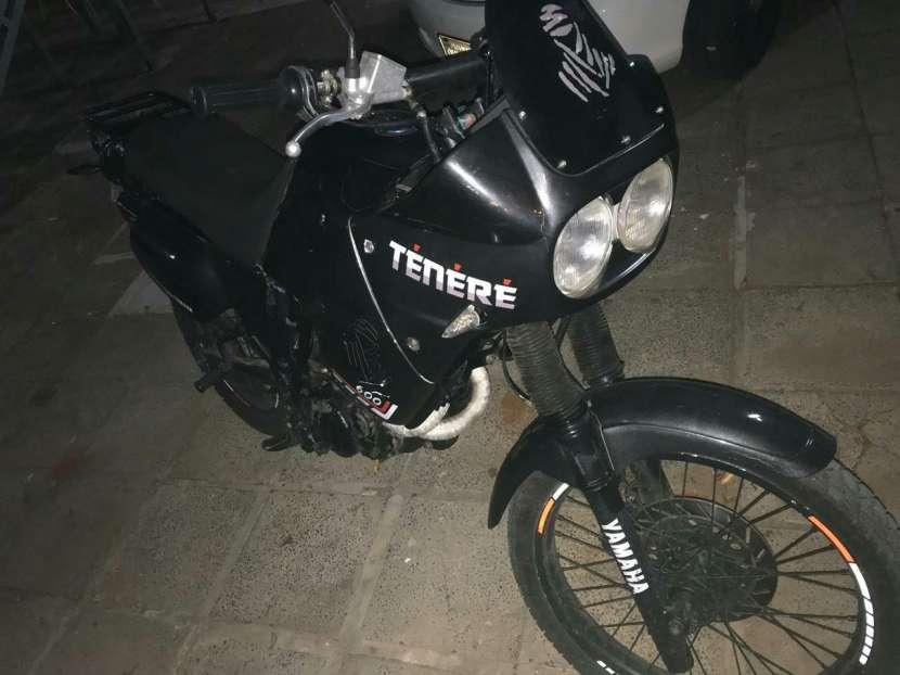 Moto Yamaha Tenere 600 cc - 0