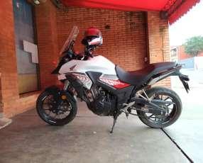 Moto Honda 500 cc de Diesa 2017