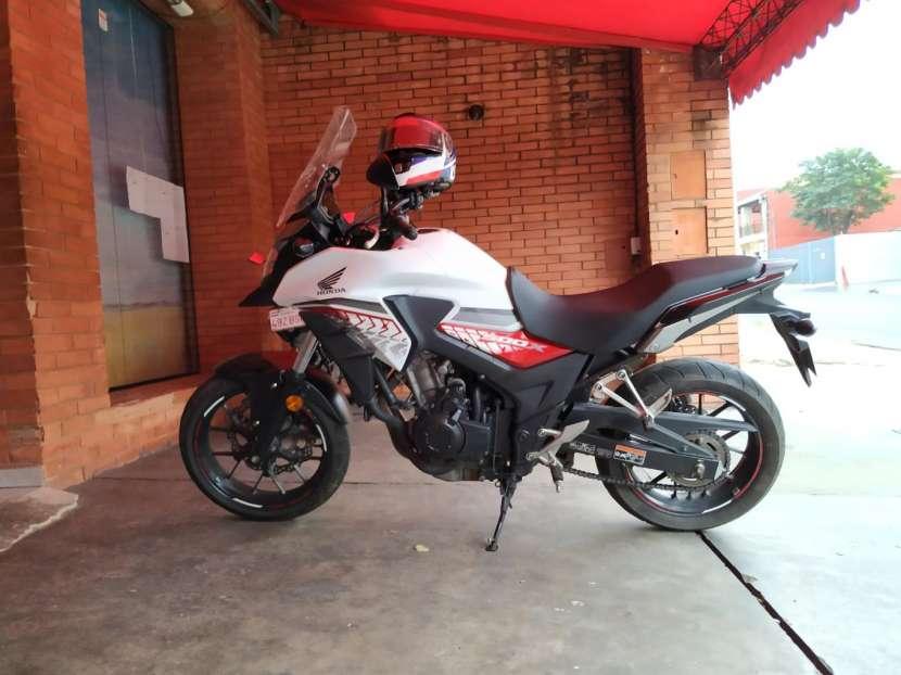 Moto Honda 500 cc de Diesa 2017 - 0
