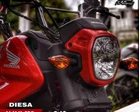Moto Honda Navi 110