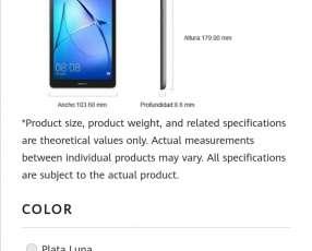 Huawei Tab 3