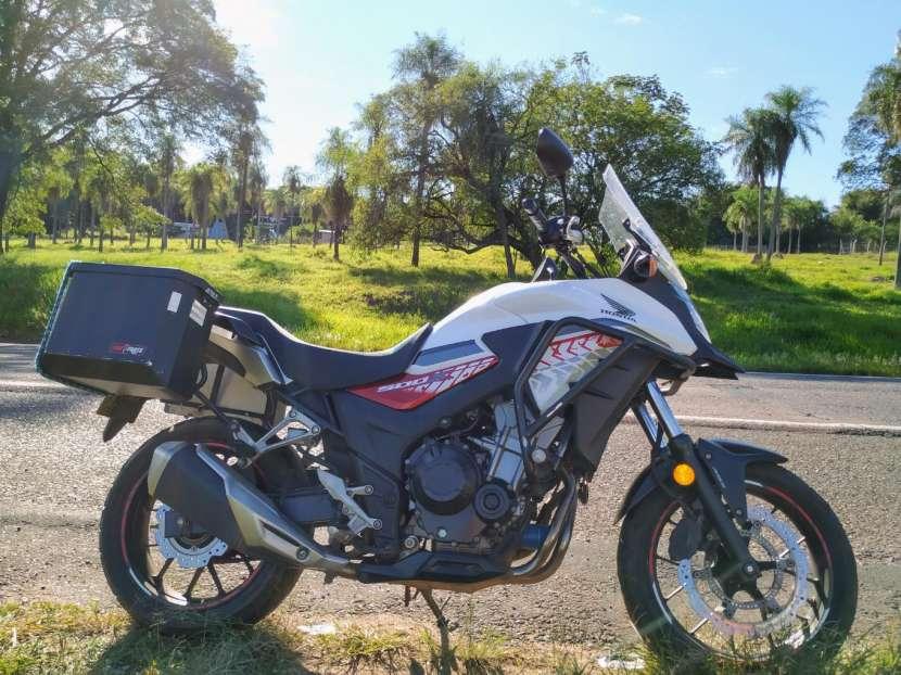 Moto Honda CB 500 2017 - 0