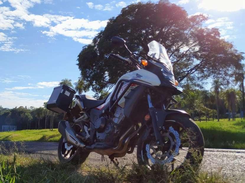 Moto Honda 500 cc de Diesa 2017 - 1