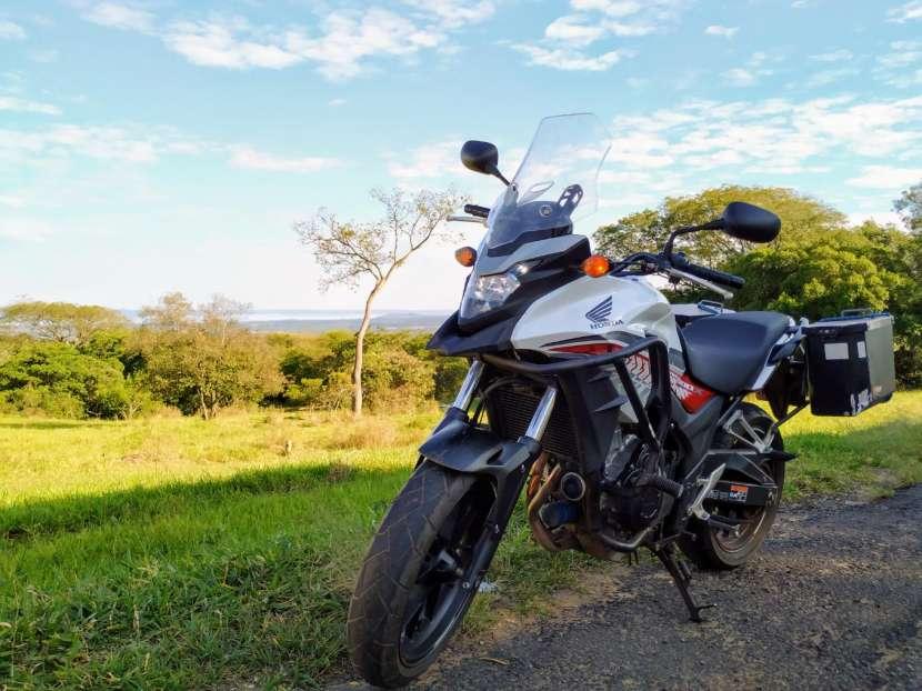 Moto Honda CB 500 2017 - 1