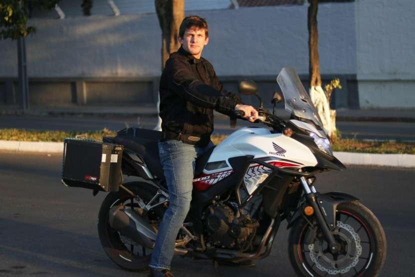 Moto Honda CB 500 2017 - 3