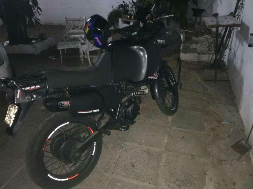 Moto Yamaha Tenere 600 cc - 4