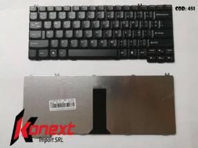 Teclado Lenovo F31-41-51/G430 G450/ C460/ F41A/ Y330-430-510