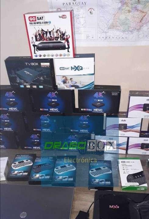 TV Box 4K - 2