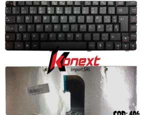 Teclado Lenovo IdeaPad G460 Series