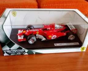 FERRARI HOT WHEELS 1:18 - 248 f1 Michael Schumacher