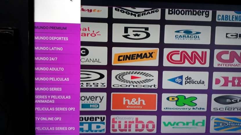 TV Box 4K - 1