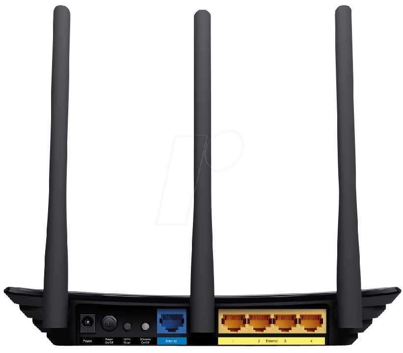 Router TP-LINK 450 MBPS 5DBI - 2