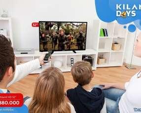 TV LED Kiland de 32 pulgadas