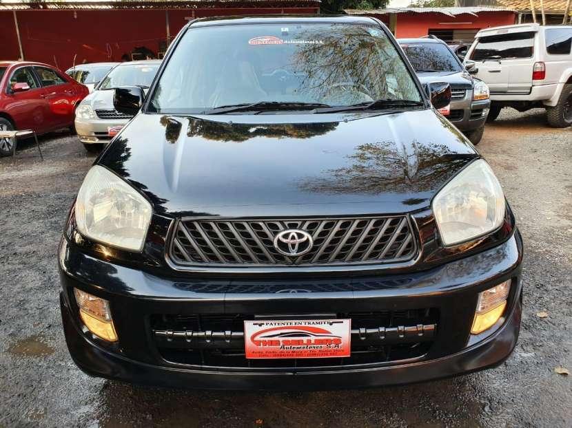 Toyota RAV4 2001 - 0